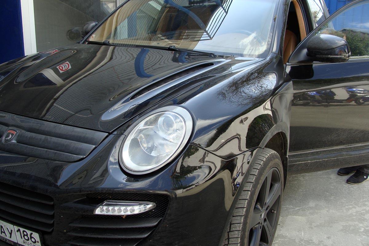 Porsche Cayenne Advantage
