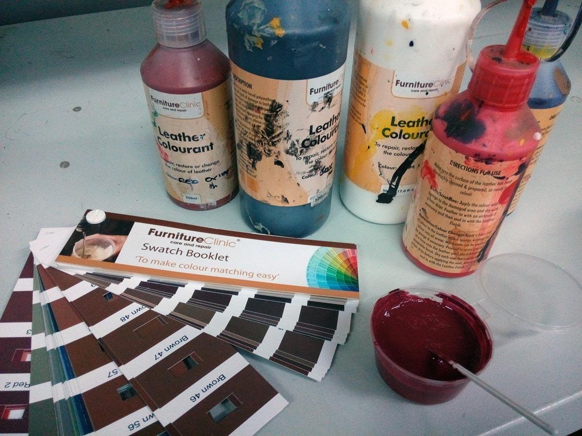 Как сделать краски самостоятельно 4
